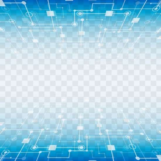 modern_technological_elements_with_transparent_background