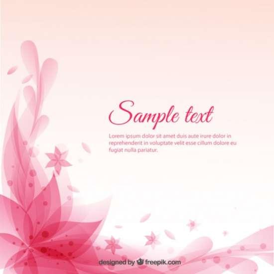 floral_pink_background