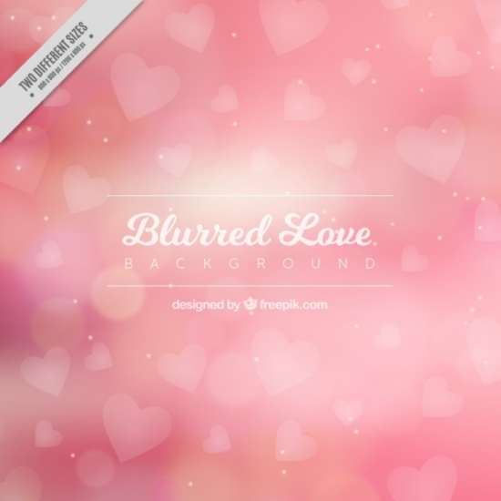 blurred_love_background_with_pink_hearts