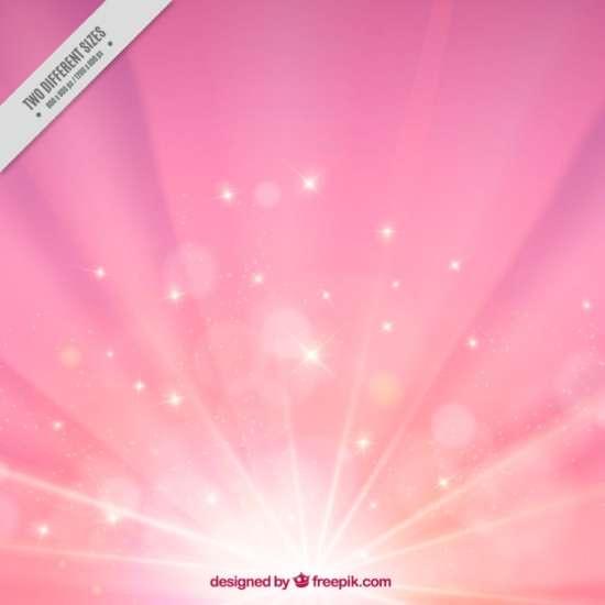 pink_sunburst_background