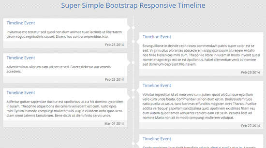 super_simple_bootstrap_responsive_timeline