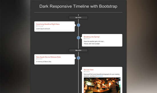 build_a_vertical_timeline_archives_page_using_bootstrap