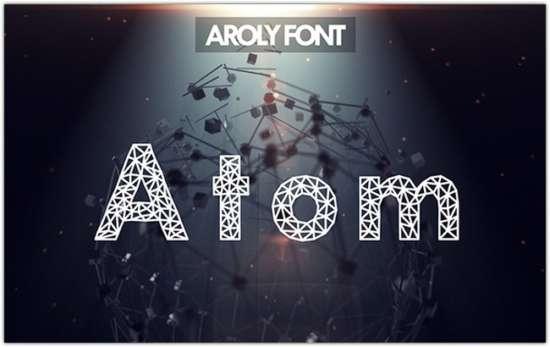 aroly_font_free