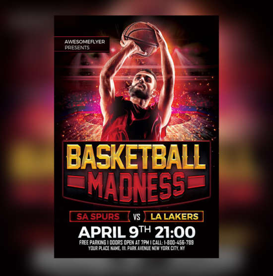 basketball_sports_free_flyer_template