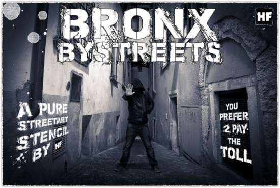 bronx_bystreets_font_by_herofonts