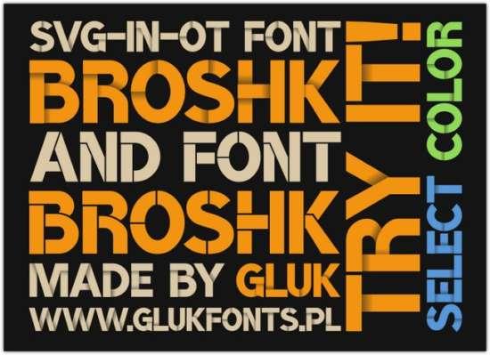 broshk_font_by_gluk