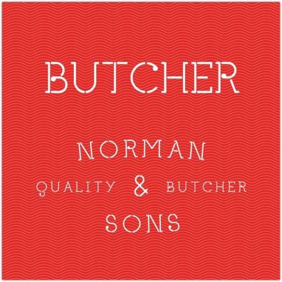 butcher_typeface