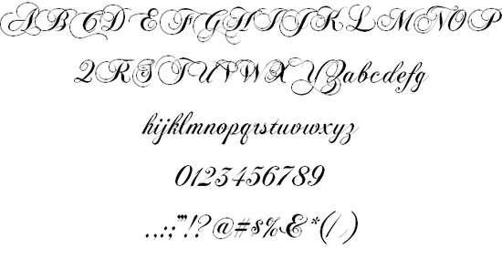 chopinscript_font