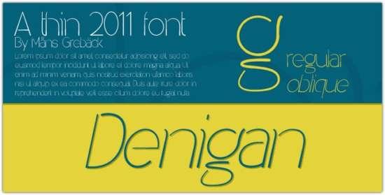 denigan_font