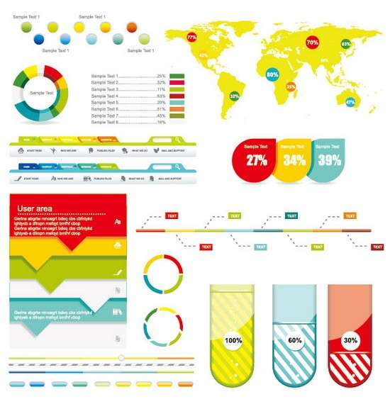 economy_infographics_design_elements_vector_graphic_03