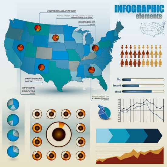 economy_infographics_design_elements_vector_graphic_05