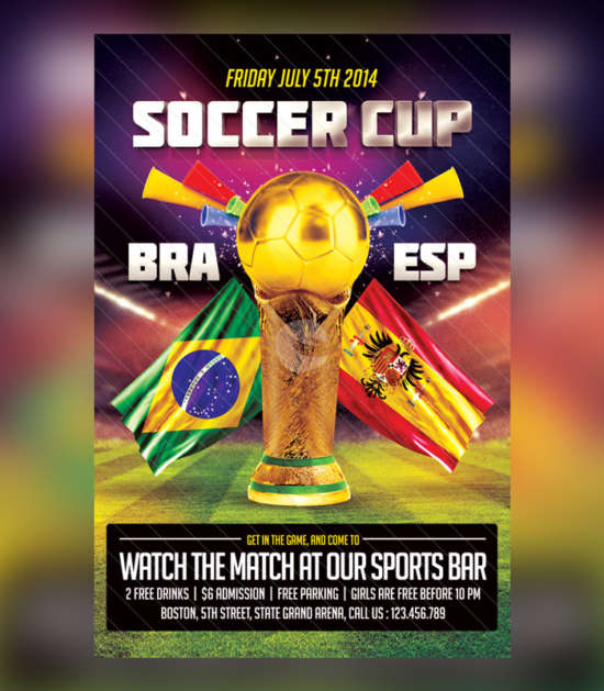 free_soccer_cup_flyer_template