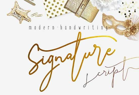 new_preview_of_signature_script_typeface