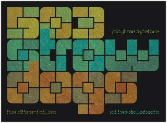 playtime_typeface