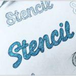 20+ Impressive Stencil Fonts