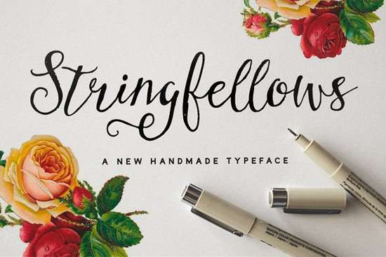 swingfellows_typeface