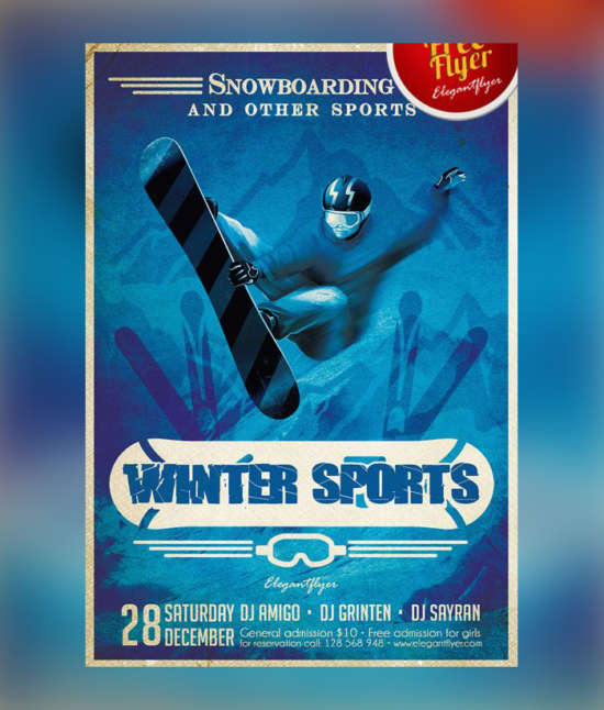 winter_sports_free_psd_flyer_psd