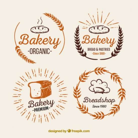bakery_logos_pack