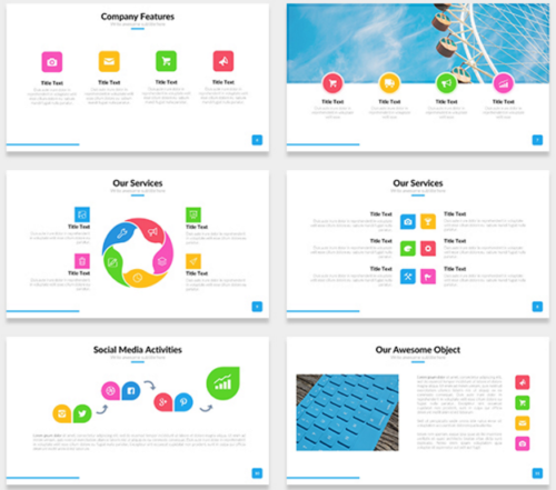 Barokah Multipurpose Powerpoint Template