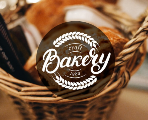 Bakery Logo Set