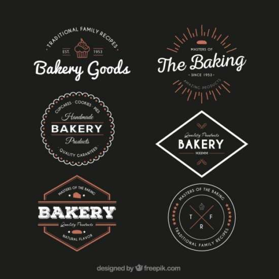 vintage_bakery_badges