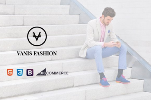Ap Vanish Fashion Bigcommerce Theme