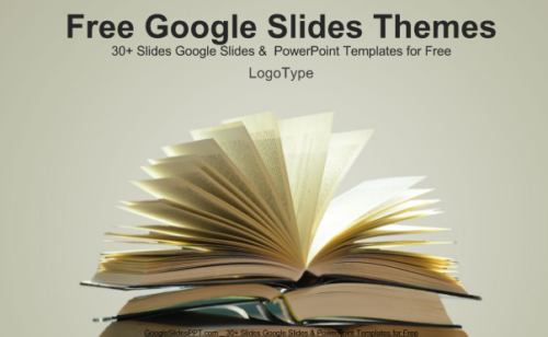 15 education google slide themes for teacher ginva composition with vintage old books google slides toneelgroepblik