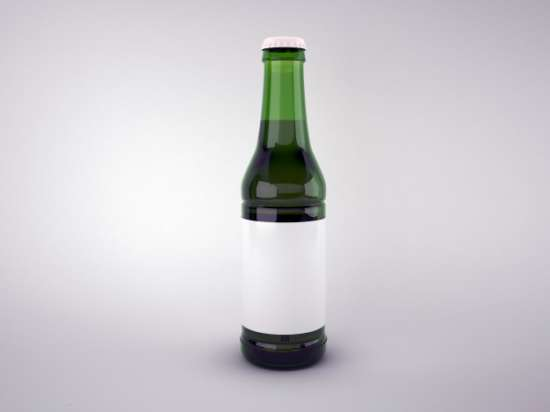 blank_green_beer_bottle