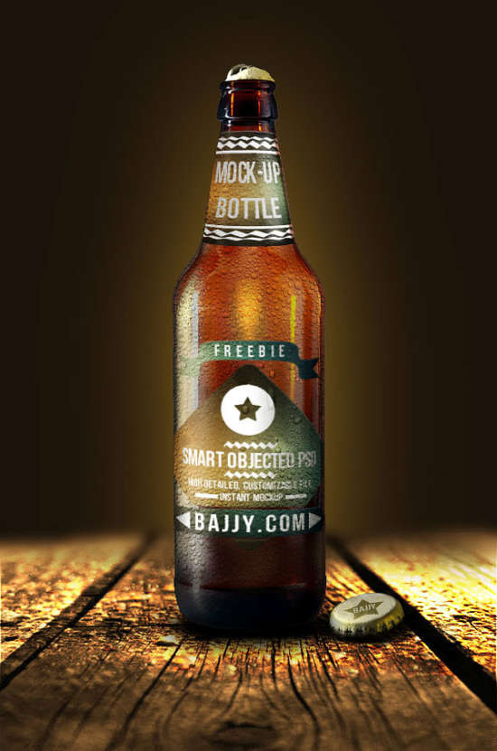 fresh_beer_bottle_mockup