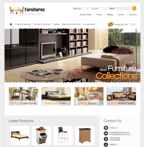 responsive_furniture_template