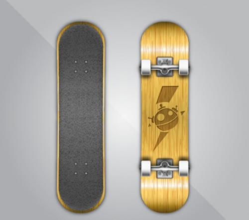 wood_skateboard_design