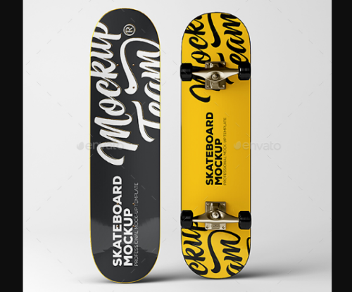 skateboard mock up template skateboard_mock_up_template