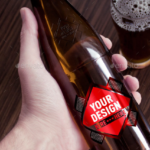 50+ Free Beer Bottle Mockups