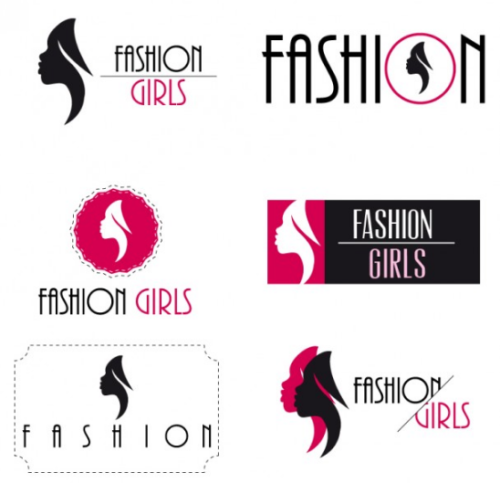 fashion_logo_visual_identity_set