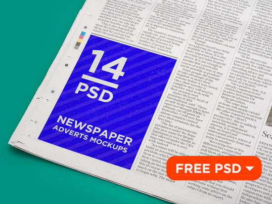 14_free_psd_newspaper_adverts_mockups