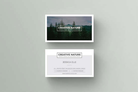 free_minimal_photography_business_card