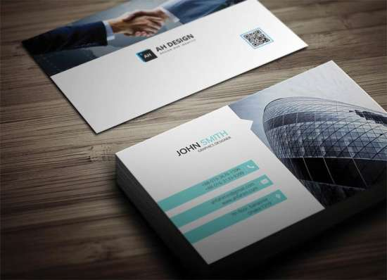 free_corporate_business_card