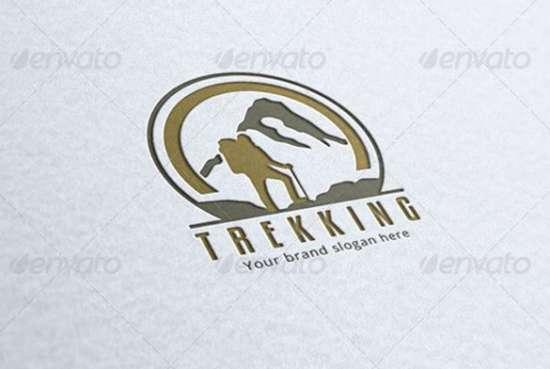 trekking_adventure_logo