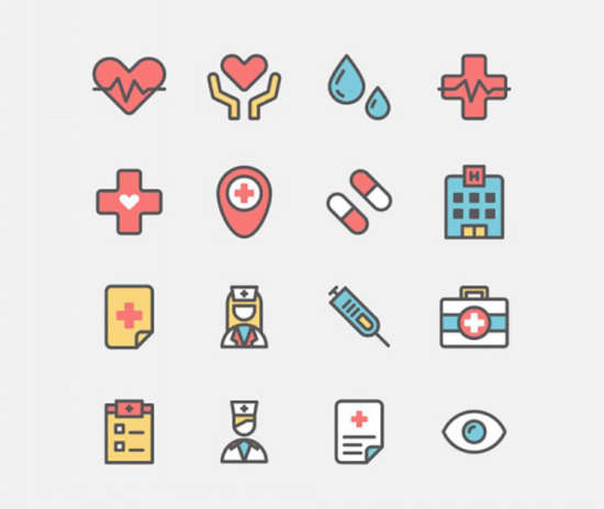 medical_icons_pack