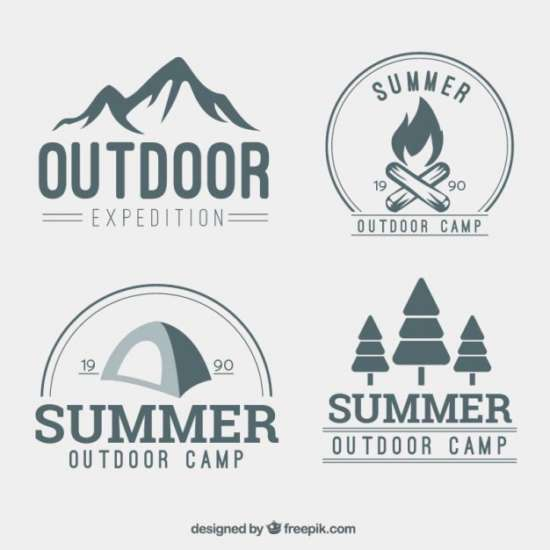 hand_drawn_adventure_logotype_collection