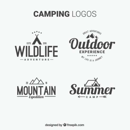 hand_drawn_camping_logos_with_typography