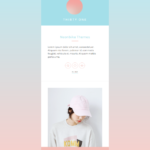 20 Free One Page / Single Column Tumblr Themes