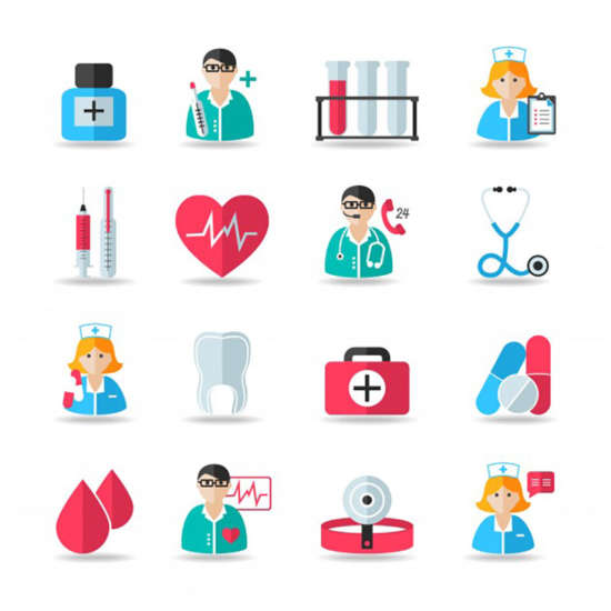 medical_healthcare_icons_set