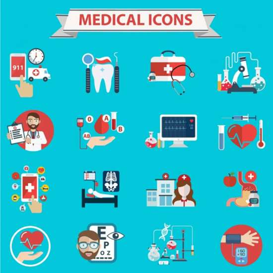 medical_icons_free_vector