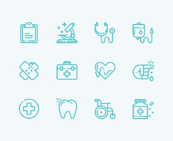 12_free_medical_icons