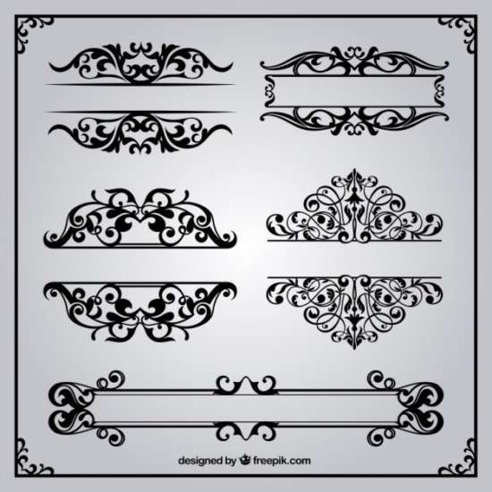 ornamental_borders_in_retro_style