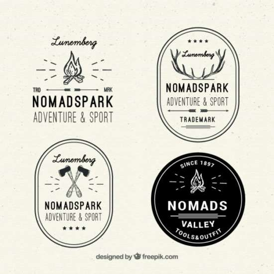 sketches_adventure_logotypes
