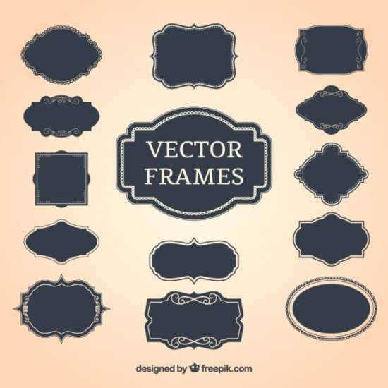 vintage_decorative_frames