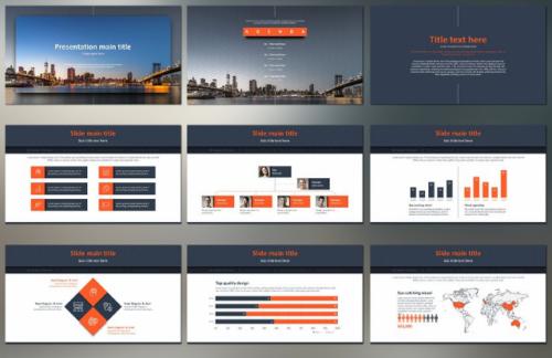 urban_finance_ppt_template