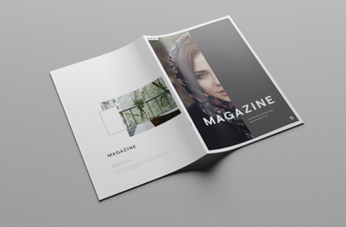 25+ Modern InDesign Magazine Templates [INDD & INT] | Ginva